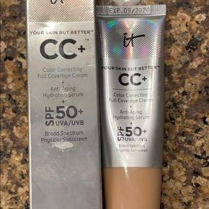 It cc color correcting full coverage cream ,